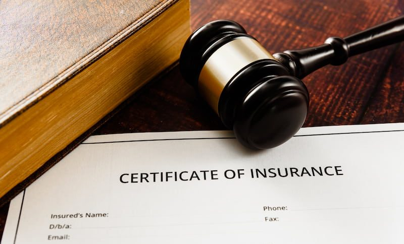 Cargo Insurance Certificate
